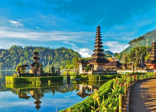 لیست جاذبه های گردشگری بالی