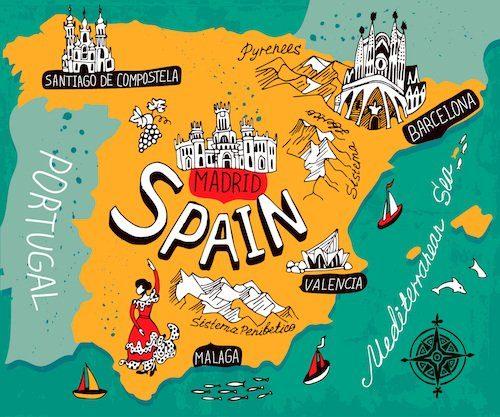 کشور اسپانیا