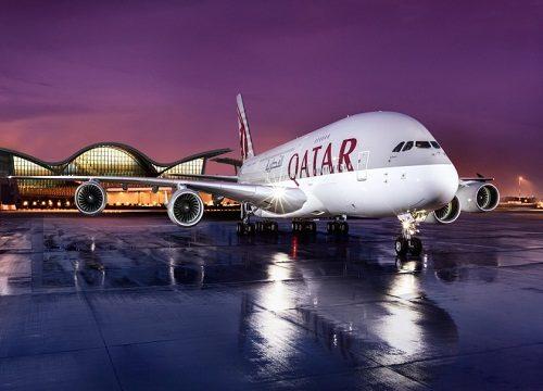 تخفیف ویژه پرواز قطری