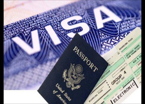 اخذ ویزا
