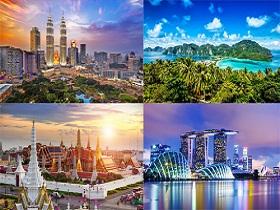 تور دور آسیا