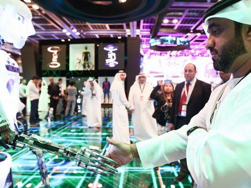 هفته فناوری دبی جیتکس - 2