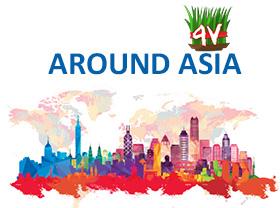 تور دور آسیا نوروز