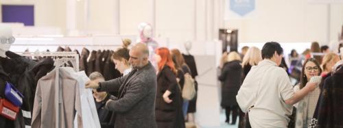 نمایشگاه مد و پوشاک مسکو
