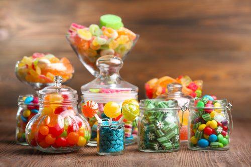 نمایشگاه شیرینی و اسنک دبی