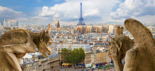 جاذبه های گردشگری فرانسه