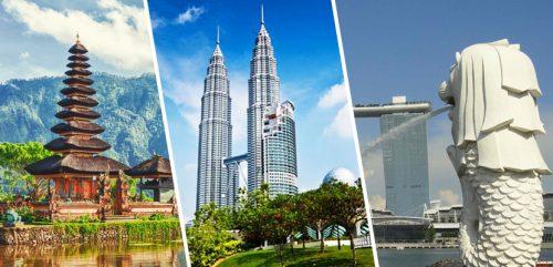 چرا سفر به مالزی ، سنگاپور ، بالی و تایلند ؟