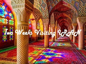 Two Weeks Visiting IRAN Just 985usd !