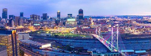 شهر ژوهانسبورگ آفریقای جنوبی
