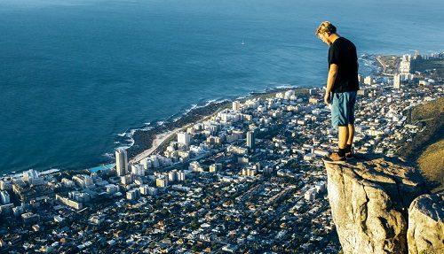 شهر کیپ تاون آفریقای جنوبی