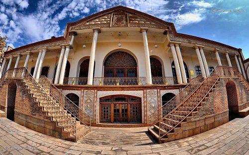 Information about Tabriz