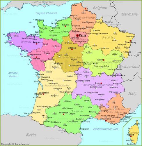 فرانسه را بیشتر بشناسید