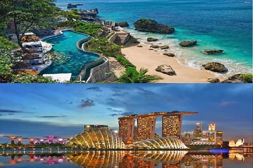 بالی و سنگاپور