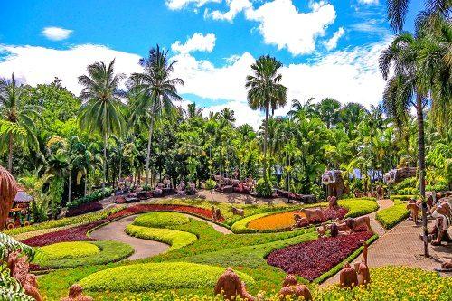 Nongnooch Tropical Garden