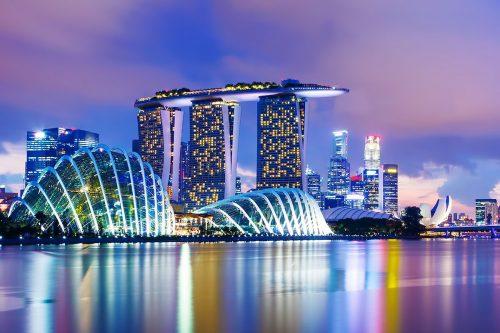 مسابقات اتومبیلرانی فرمول یک سنگاپور