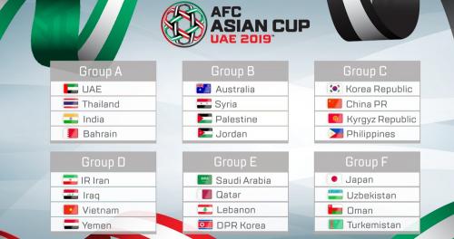 جام ملت های آسیا