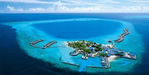 هتل سنتارا راس فوشی مالدیو |Centara Ras Fushi Resort & Spa Maldives