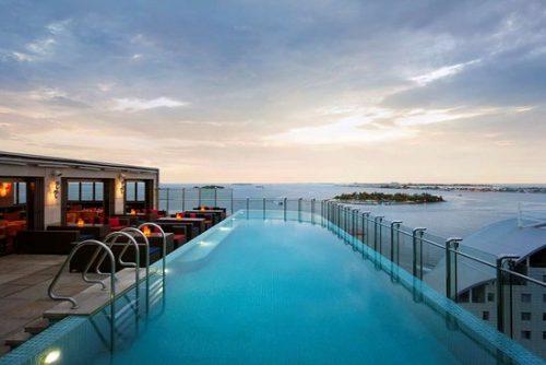 هتل جین ماله | Hotel Jen Male