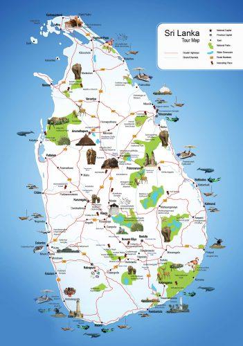 سریلانکا و راهنمای سفر - 1